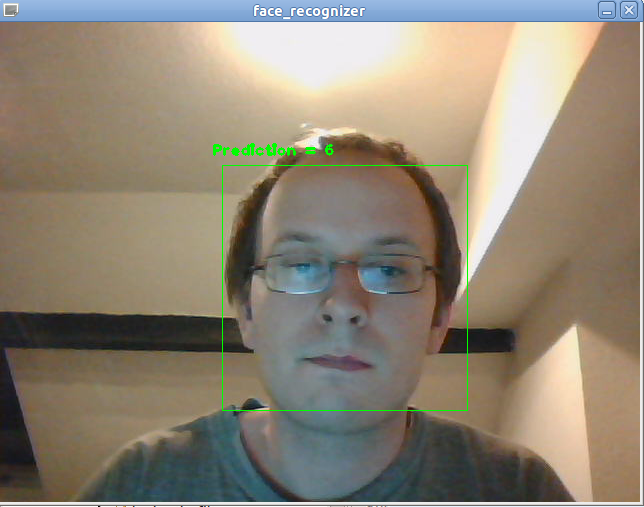 Face Recognition in Videos with OpenCV — libfacerec 0 05
